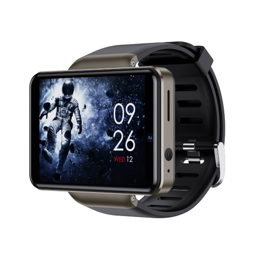 DM101 4G Smart Watch WiFi GPS BT Smartwatch 2.41-inch Touch Screen Android 7.1 1GB+16GB