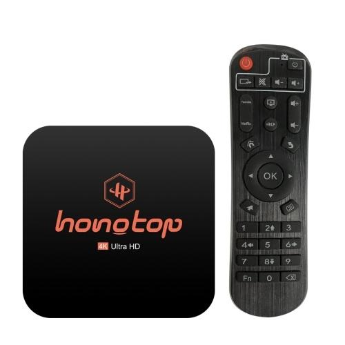 H50 MINI TV BOX Android 10.0 Rockchip RK3318 Quad Core ARM Cortex A53 TV Set Top Box Support 4K 3D Media Player