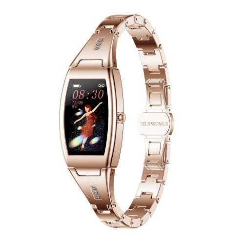 MK26 Women Smart Watch Fitness Tracker Smart Bracelet IP67 Waterproof