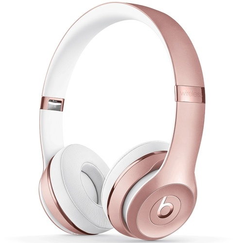 Beats Solo3 Wireless Bluetooth Headphones On Ear Gaming Headset