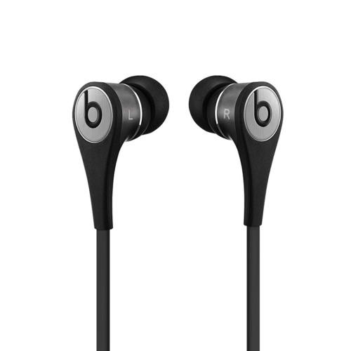 Beats Tour2 Wired In-ear Headphone Active Collection Esportes Música Fone de ouvido Controle de linha Fone de ouvido Mãos-livres com microfone Titânio
