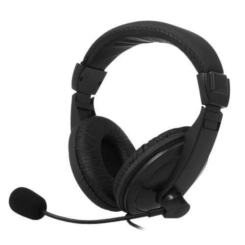 PTT VOX Auricolare con microfono Walkie Talkie Cuffie Over Ear Radio Cuffie Riduzione del rumore Due pin K Plug per Kenwood per BAOFENG UV-5R 888S per Retevis H-777 Radio a 2 vie