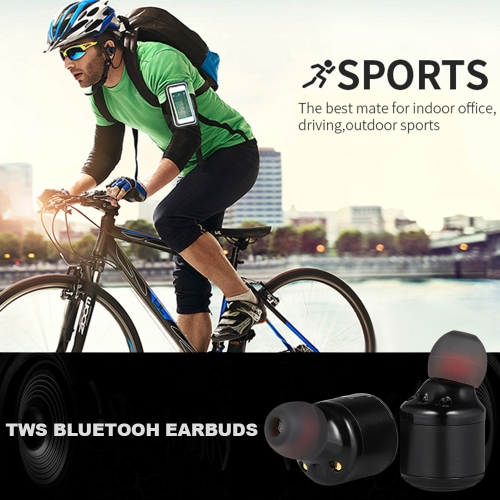 A2 Dual TWS True Wireless Bluetooth Headphones