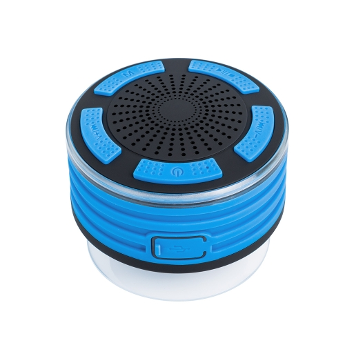 F013 Caixa de som sem fio Bluetooth Speaker Shower
