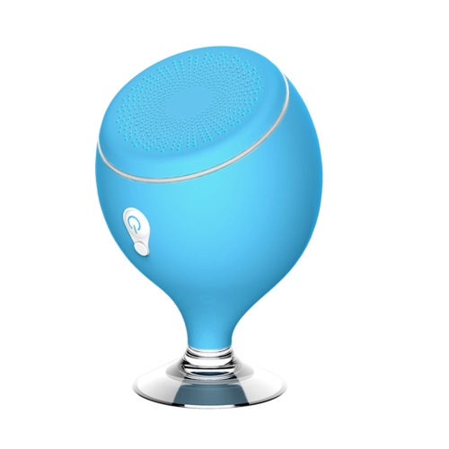Portable IPX6 Waterproof BT  Speaker With Suction Cup