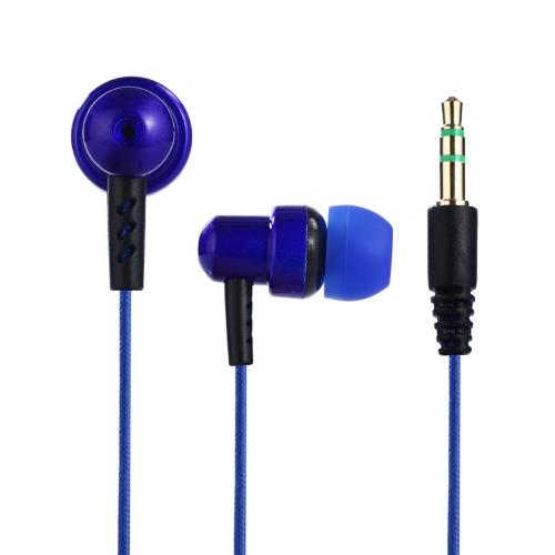 K1 3,5 мм проводные наушники в ухо наушники стерео музыка наушники смартфон наушники Earbuds