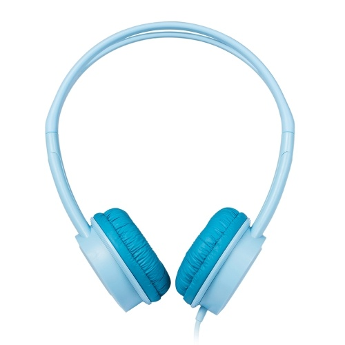 96a9856463b ONIKUMA M100 Kids Headphone Sales Online blue - Tomtop