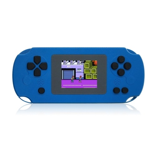 Image of Portable Handheld Game Console 8 Bit Built-in 268 Classic Games
