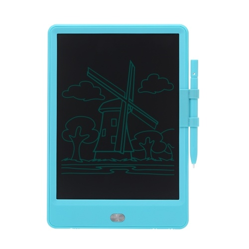 LCD Writing Board Electronic Drawing Handwriting Tablet 8.5-inch LCD Screen with Erase Button Screen Lock Stylus Gift for Kids Adults