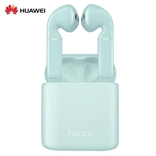 HUAWEI Honor Flypods Wireless Earphone Hi-Fi Wireless Audio Waterproof IP54 Tap Control Wireless Charge Bluetooth 5.0