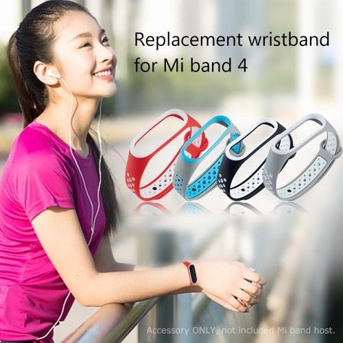 Image of Für xiaomi mi band 4 strap armband sport armband bunte armband ersatz für mi band 4 smart zubehör