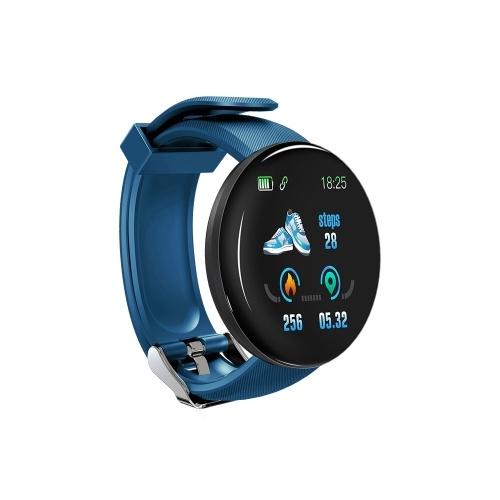 Image of D18 Smart Watch 1,3-Zoll-TFT-Bildschirm IP65 wasserdichtes Armband Sport-Armband