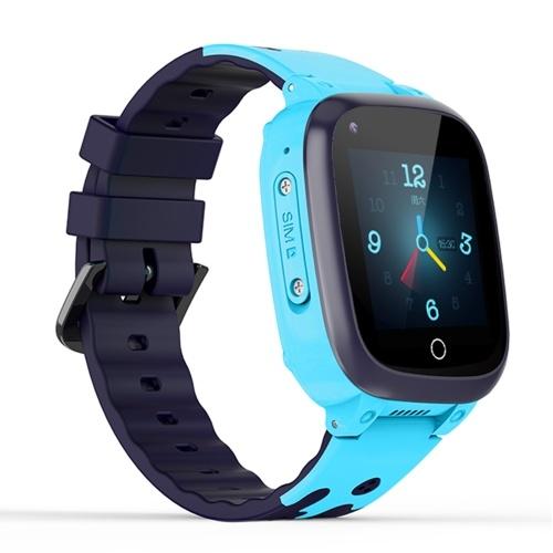 LT25 4G Children Intelligent Watch 1,3-Zoll-Bildschirm Videoanrufe Ortung SOS-Anruf Körpertemperaturmessung IP67 Wasserdicht