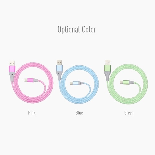 USB Cable for Android OPPO VIVO Huawei Mobile Phone Micro USB Cable Fast Charging Cable Streamer Data Line