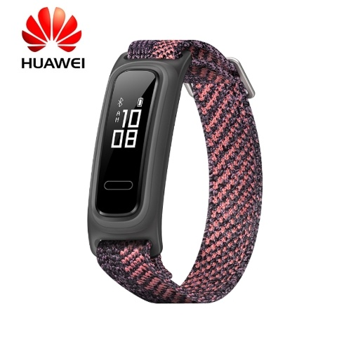 HUAWEI Band 4e Smart Bracelet Fitness Tracker Wristband Running Basketball Wrist & Footwear Mode 5ATM Waterproof