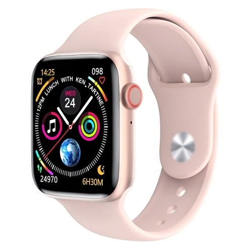 W26 Intelligent Watch 1.75 Inch Screen BT Calls Body Temperature ECG Monitoring IP68 Waterproof Sports Watch