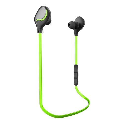 Astrotec  BX50B Wireless Bluetooth HiFi Headphone Bluetooth 4.1 In-ear Sport Earphone Hands-free Headset with Mic  Green for Android / iOS / Windows Phone Tablet PC Laptop Other Bluetooth-enable Devices