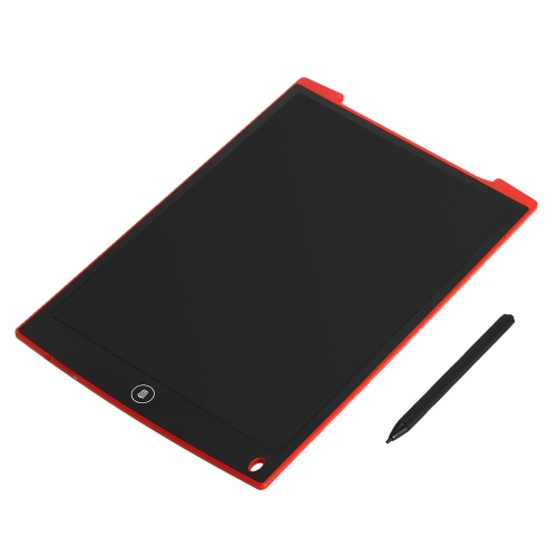 12 Inches LCD Writing Tablet e-Writer Handwriting Drawing Board with Plastic Stylus for Kids Business Use