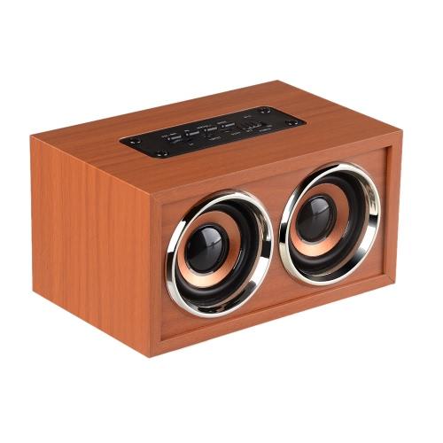 Alto-falante BT sem fio BT W4 com dois alto-falantes