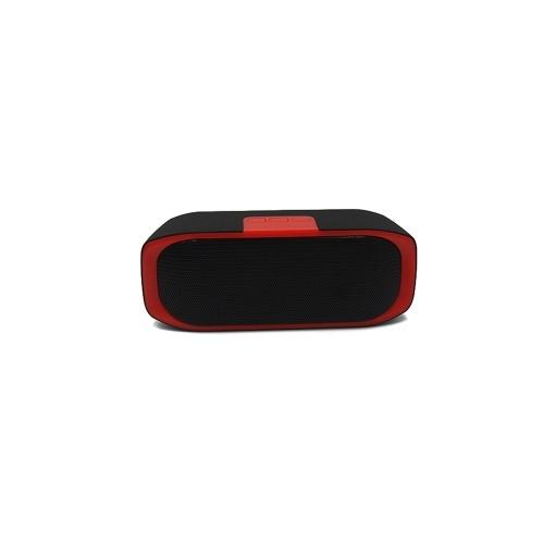 Beweglicher drahtloser Lautsprecher BT4.2 Stereoklang-Kasten Eingebautes Mikrofon-Unterstützungs-freihändige Anrufe FM Radio TF Karte U Disk-Musik-Spiel