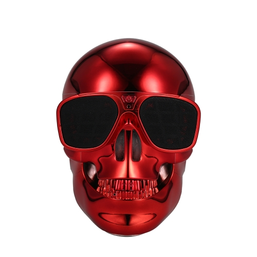 Skull Head Wireless BT Speaker