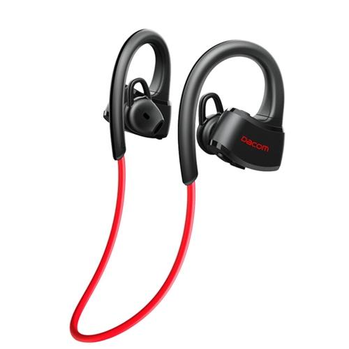 Auscultadores intra-auriculares sem fio BT DACOM P10 originais com microfone