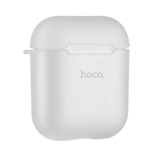 hoco. Headphones Case for Apple AirPods BT Headphones TPU Protective Storage Box Earphone Cover Pouch thumbnail