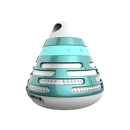 Neues BS-06 BT-Lautsprecher Kabelloses, integriertes Mikrofon Freisprecheinrichtung BT-Lautsprecher Grün
