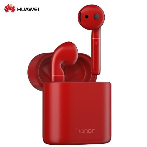 HUAWEI Honra Flypods Pro Sem Fio Fone de Ouvido de Áudio À Prova D 'Água Hi-Fi IP54 Controle de Torneira de Carga Sem Fio Bluetooth 5.0 Apoio Osso Voiceprint Controle de Voz