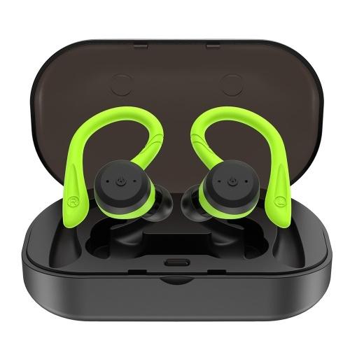 TWS Ohrhörer True Wireless Bluetooth 5.0 Headset mit Ladebox