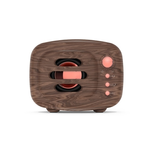 B11 Portable Bluetooth Speaker Stereo Music Audio Player Sound Box Noise Reduction Supports TF Card
