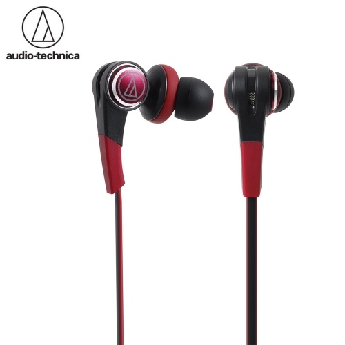 audio-technica ATH-CKS770iS 3.5mm In-ear Headphone with Mic Stereo Sound Line Control Headphones Dynamic Headset Heavy Bass Sound Headphone with 1.2m Cable Earphone for Phones Tablet Laptops with 3.5mm Interface