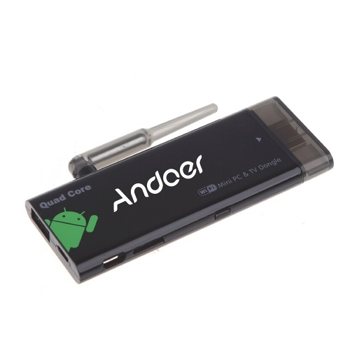 Andoer CX919 Android 4.4 Mini PC Box TV Stick 2G / 16G US plug