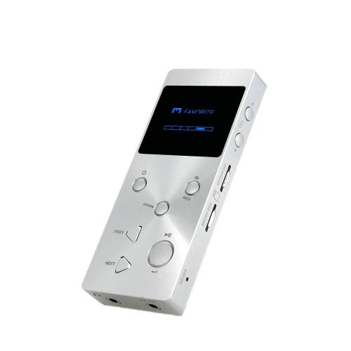 Мини-XDUOO X 3 HI-FI музыкальный плеер JZ4760B чип 24 бит/192 кГц HD формат аудио игрока без потерь музыка игрок серебро поддерживает MP3 WMA APE FLAC WAV DSD аудио форматов