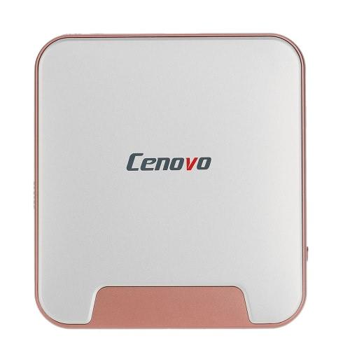 Cenovo MINIPC2 Smart TV Box Windows 10 Intel Cherry Trail Z8300 64 Bits 4GB / 64GB Mini PC Bluetooth 4.0 WiFi & LAN Intelligent Media Player EU Plug