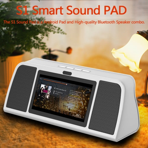 S1 Smart Sound PAD Android RK3128 Quad-core 1G / 8G 7