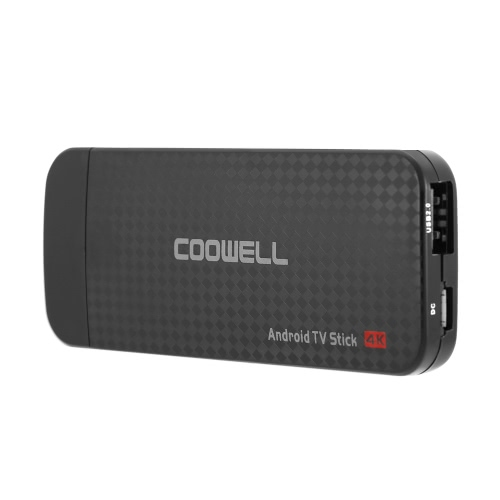 COOWELL V5 Android 6.0 TV Dongle Amlogic S905X 1G / 8G