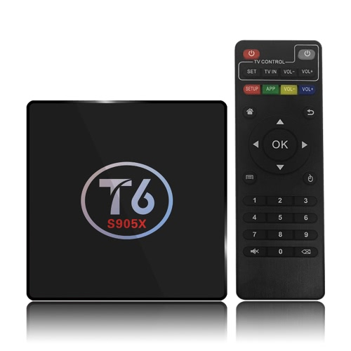 T6 Android 7.1 TV Box Amlogic S905X 2G + 16G
