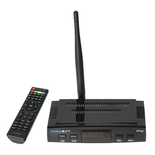 БЕСПЛАТНАЯ SAT V7 HD DVB-S2 ТВ-приемник