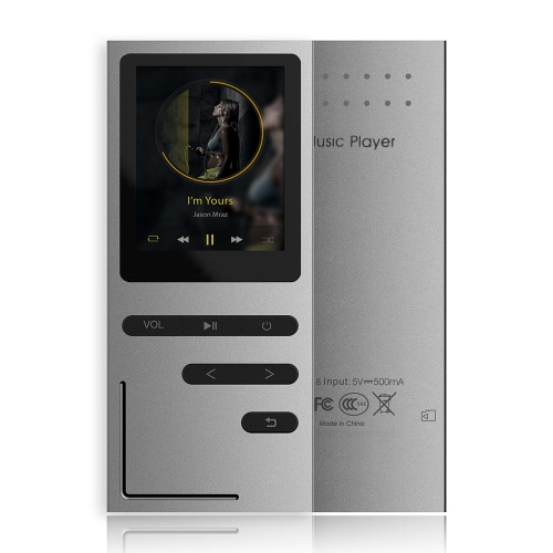 C18 MP3-плеер HiFi Metal Music Player 8GB