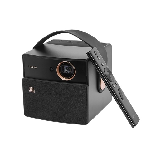 XGIMI CC Aurora Portable DLP pwojektè Teyat Kay 4K 1080P