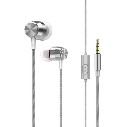 Casque stéréo de musique d'écouteur intra-auriculaire de fil de 3.5mm
