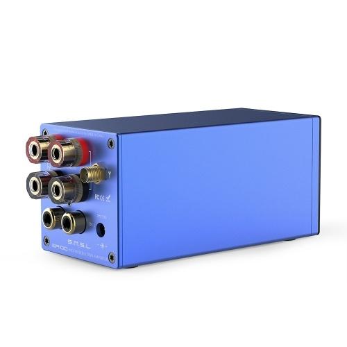 SMSL SA100 Bluetooth 5.0 Усилитель звука 50 Вт + 50 Вт TPA3116D2 Усилитель мощности Цифровой стереофонический усилитель HI-FI Audio фото