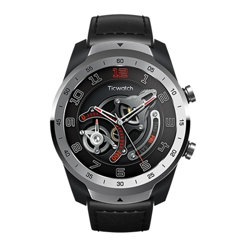 mobvoi TicWatch PRO GPS Smart Watch  Outdoor Sports Smartwatch Heart-rate Monitor IP68 Waterproof Dustproof
