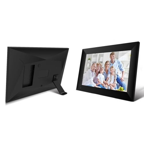 P100 WiFi Digital Picture Frame 10.1-inch 16GB Smart Electronics Photo Frame APP Control Send Photos Push Video Touch Screen 800x1280 IPS LCD Panel фото