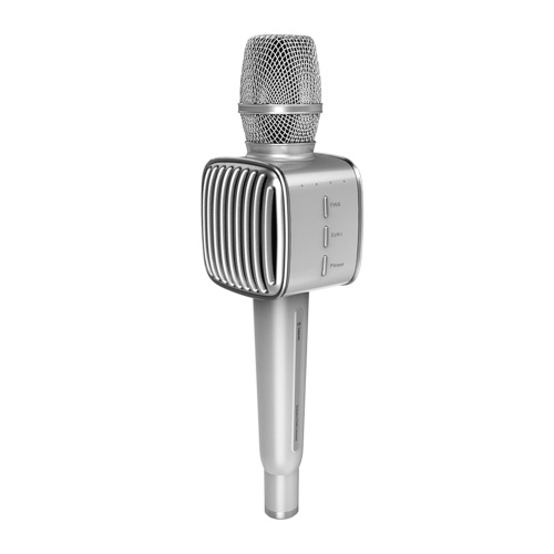 TOSING G1 Karaoke Player Wireless Bluetooth 5.0 Microphone Speaker Recording Singing Live Microphone 2600mAh Rechargeable TWS Duet Singing for Smart Phone Tablet PC TV