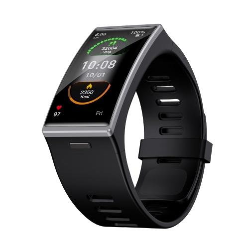 DM12 Smart Watch with 1.9'' Touch Screen Watch IP68 Waterproof Supports Heart Rate Blood Pressure Monitor BT 5.0 Smart Smartwatch Bracelet Wrist Band Men & Women