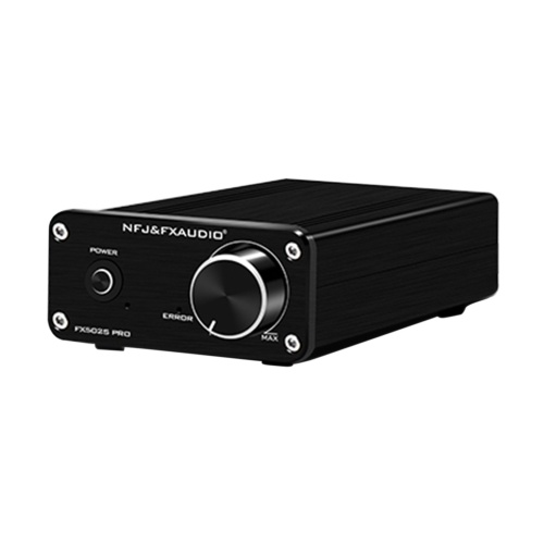 FX-AUDIO FX502S PRO HIFI Digital Amplifier Mini Stereo Audio Amp 80W *2 4-8Ohm Sound Power Audio Receiver Stereo AMP for Home Theater