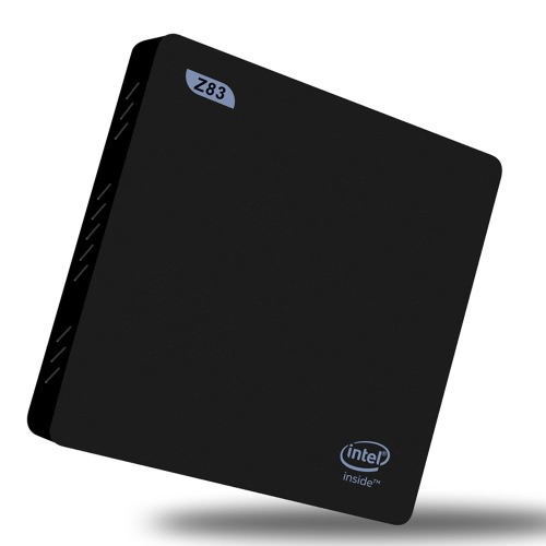 Оригинальные Beelink Z83 Windows 10 мини ПК Intel Atom x5-Z8300 2 G/32 G 4 K на 64 bit XBMC TV Box 1000 M LAN 2.4G/5.0G WiFi H.265 Bluetooth 4.0 HD Media Player ЕС вилка