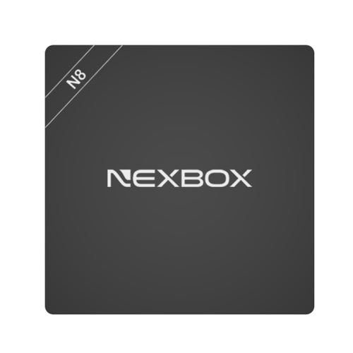 N8 Smart Android TV Box Android 5.1 Rockchip RK3368 64bit Octa Core XBMC UHD 4K  2G / 16G Mini PC 1000M LAN 2.4G & 5.0G WiFi H.265 DLNA Miracast HD Media Player